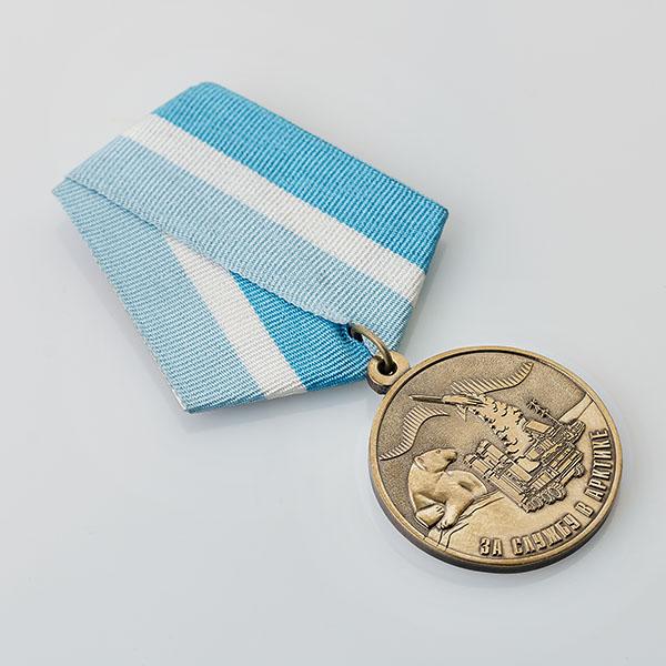 Медаль «За службу в Арктике»