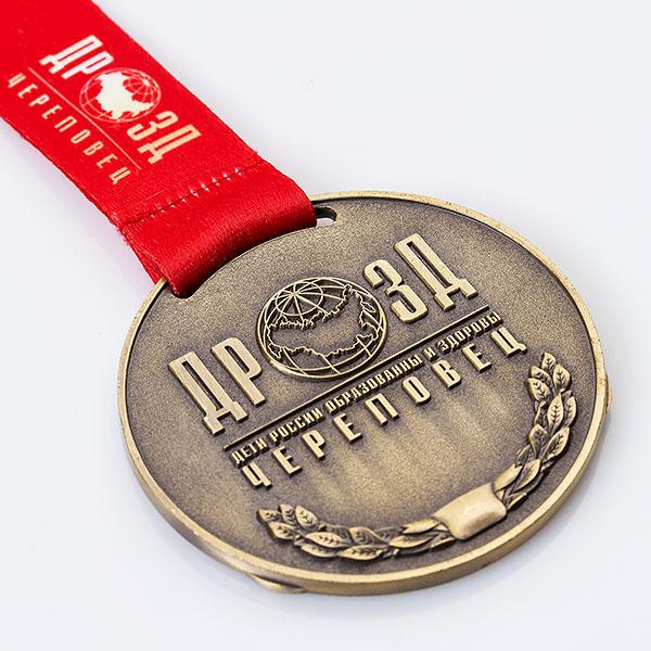 Медали «Дрозд»