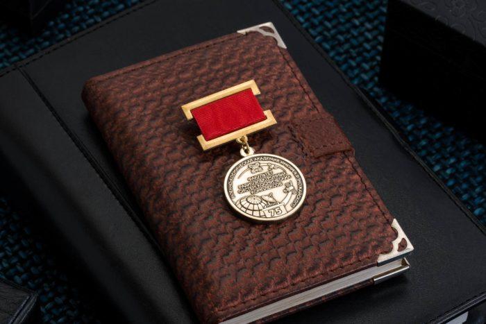 Медаль «75 лет ФРСКК ВКА им. Можайского»