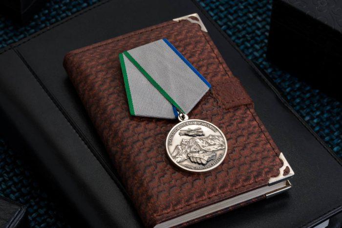 Медаль «Участник боевых действий Закавказье»
