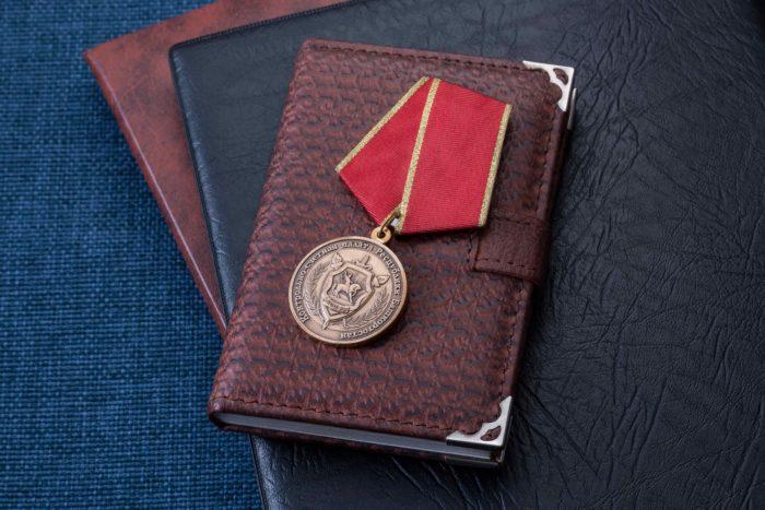 Медаль «КСЧП РБ»