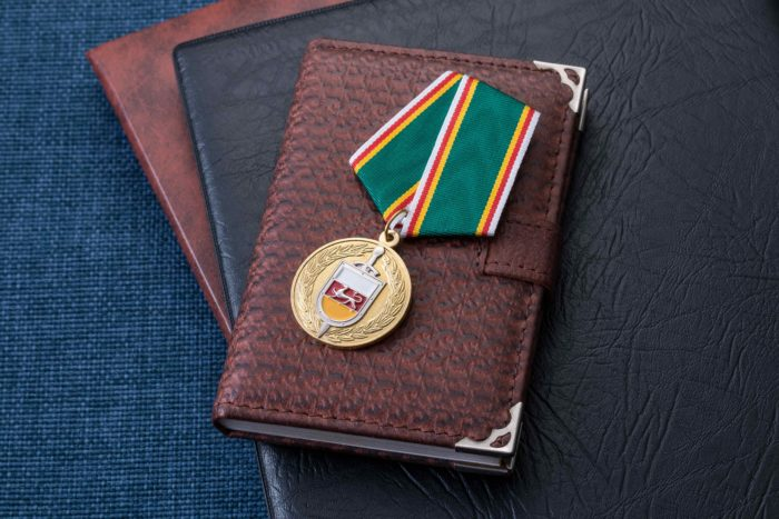 Медаль «За боевое содружество»