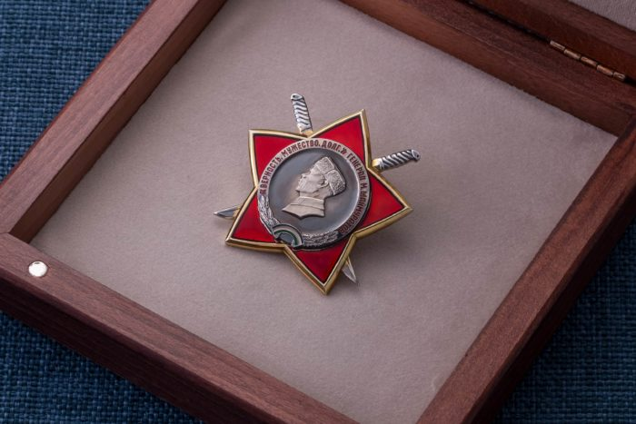 Орден «Генерала Шаймуратова»