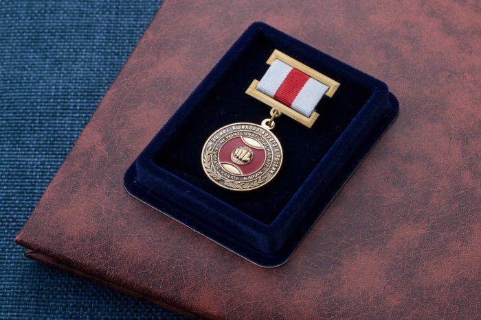 Медаль «30 лет Ашихара каратэ в России»